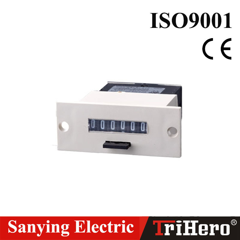 6 Digits Electro Magnetic Counter (LFC-6)