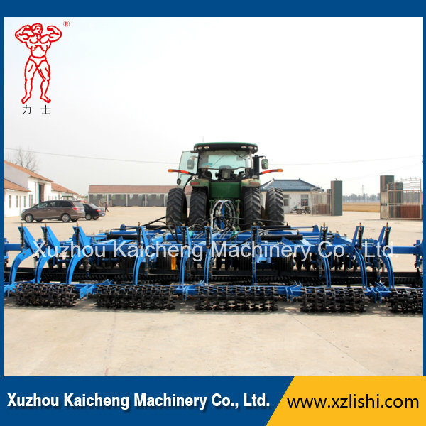 Combined Land Soil Preparation Disc Harrow 7.2m