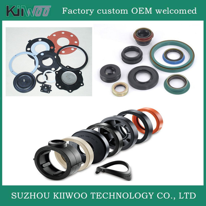 Customized Silicon Rubber Molded Parts