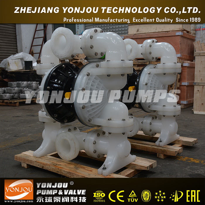 Air Operated Double Diaphragm Pump, Air Pump, Plastic Air Pump