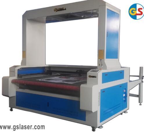 Goldensign GS1610 CCD Laser Cutter