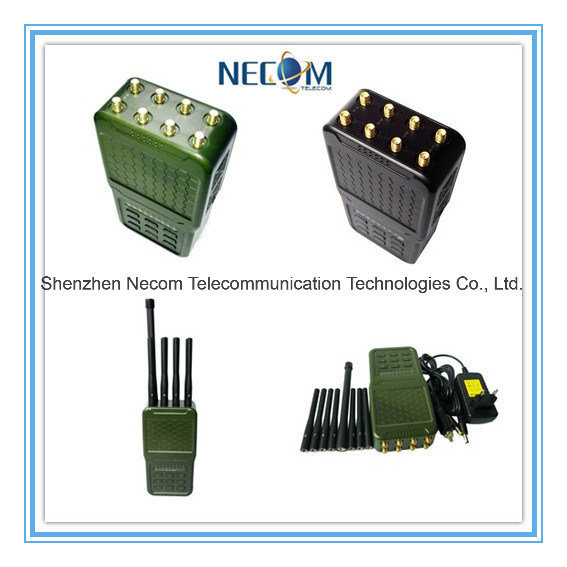 16 Bands Signal Scrambler - China Newest High Power 8-Channel Cellphone 2g 3G 4G GSM CDMA Signal WiFi Radio Jammer - China Portable Eight Antenna for All Cellular GPS Loj, Lojack/WiFi/4G/GPS/VHF/UHF Jammer