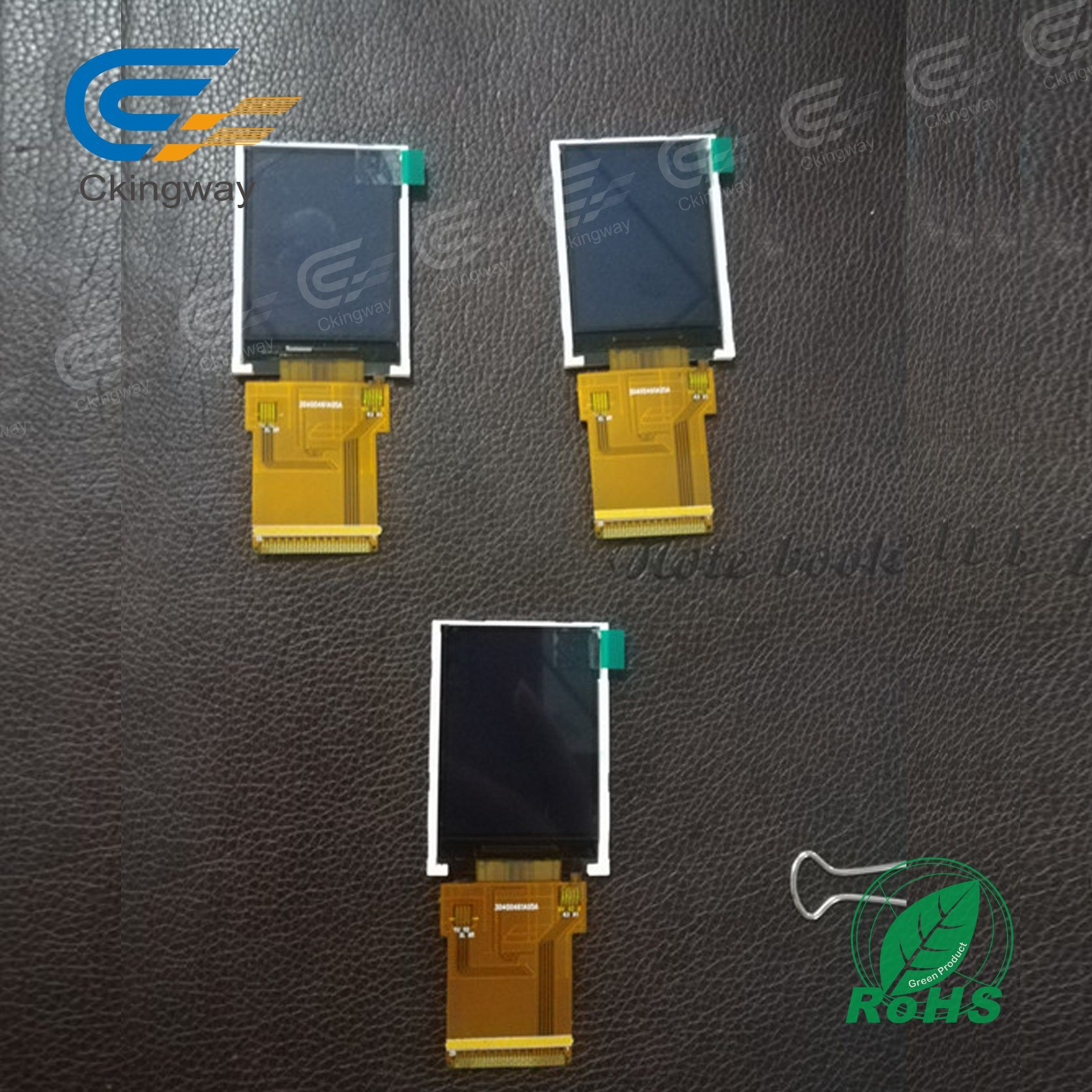 Ckingway 2.0 High Resolutions Colorful Display Transparent TFT LCD Display for industrial Control