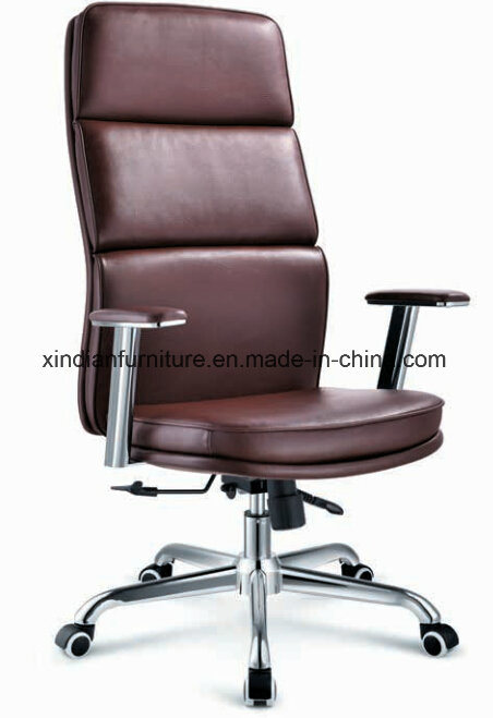 Swivel Metal Chair with Arm for Office Used
