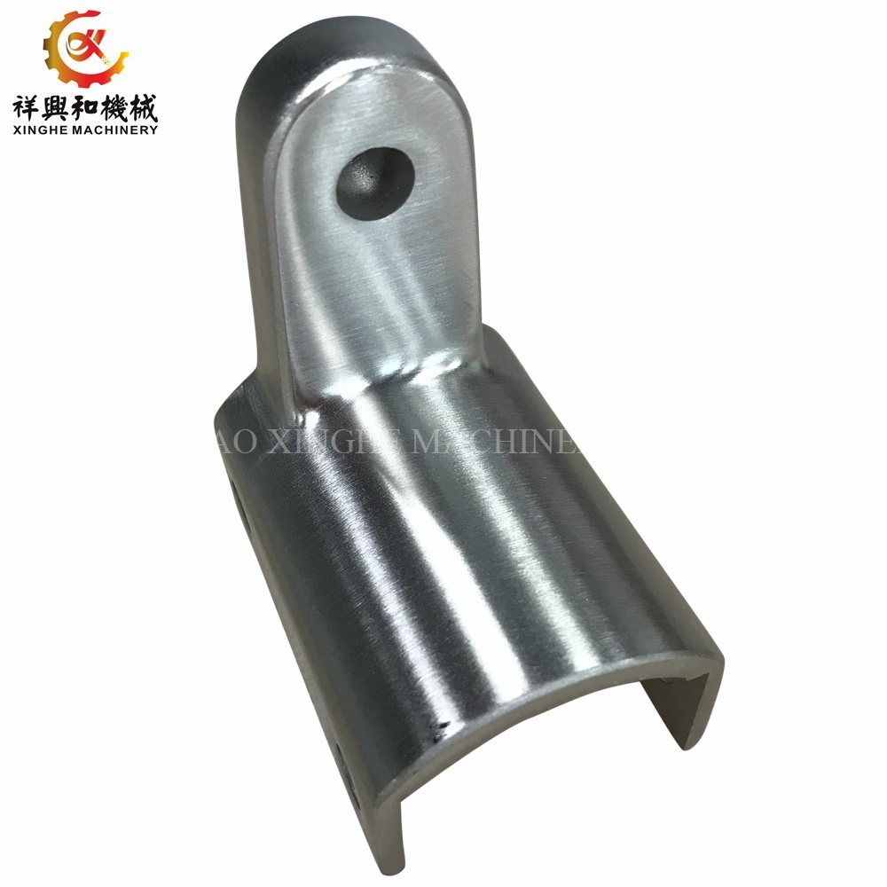 OEM Carbon Steel Metal Casting Parts for Butterfly Valve