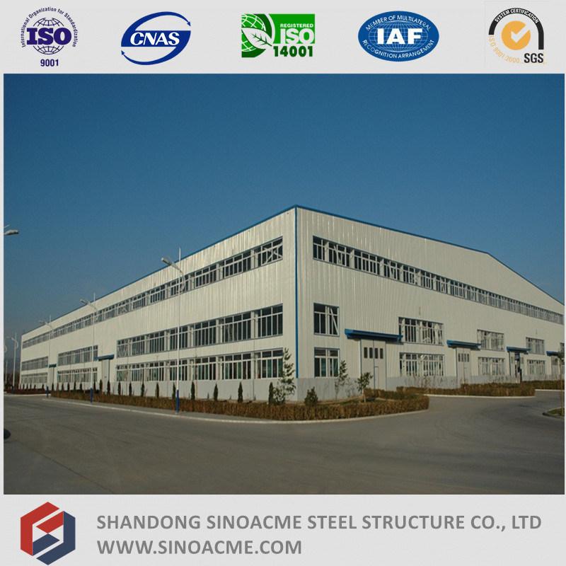 Sinoacme Pre-Engineered Steel Structure Workshop Building