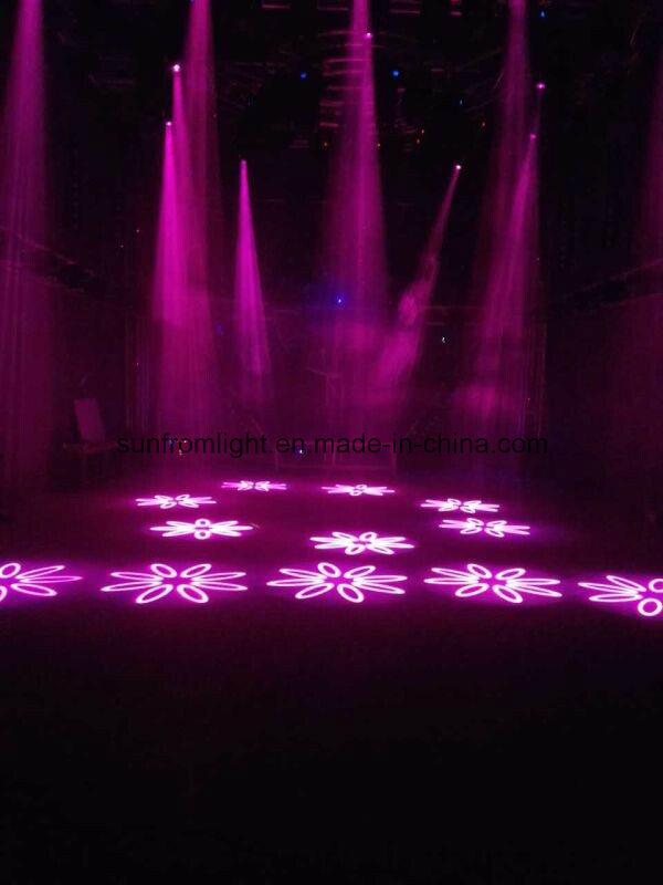 Stage DJ Light 300W LED Moving Head Spotlight