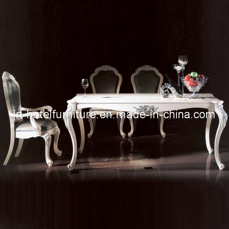 Chinese Luxury Wooden Dining Room Furniture Sets