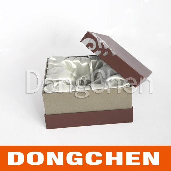 Luxury Watch Cosmetic Jewelry Packing Gift Paper Box