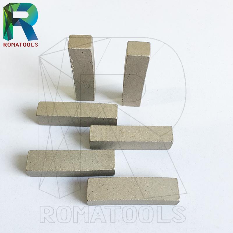 2.2m Blades Diamond Segments for Granite Sandstone Cutting