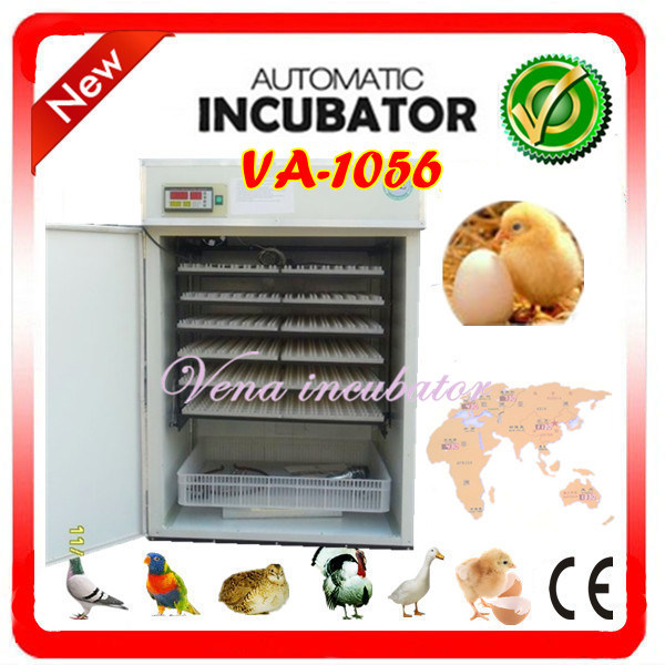 1000 Eggs Industrisal Chicken Incubator with 98% Hatching Rate (VA-1056) Egg Incubator Price