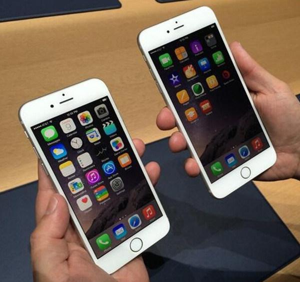 Original Unlocked Ios Phone 6 Plus Mobile Phone, 4G Lte Smart Phone, USA Cellphone