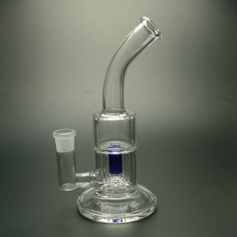 D&K Wholesale Glass Smoking Water Pipe Factory with Logo Avilible