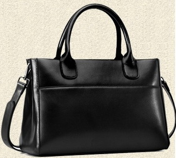 Fashion PU Leather Women Handbags (H80445)