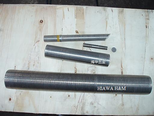 Resin Bolts, Chemical Anchor Bolts, Threaded Rods, Cast-in Bolts (M16-M48)