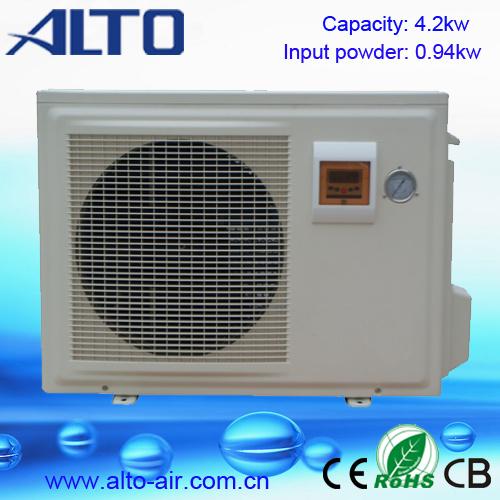 Plastic cabinet water heater heat pump u14 for Plastic water heater