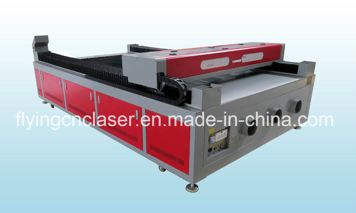Hot-Sale CNC Laser Wood Metal Steel Cutting Machine Flc1325B