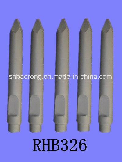 Aftermarket Hanwoo/Everdigm Rhb326 Hydraulic Rock Hammer Chisels