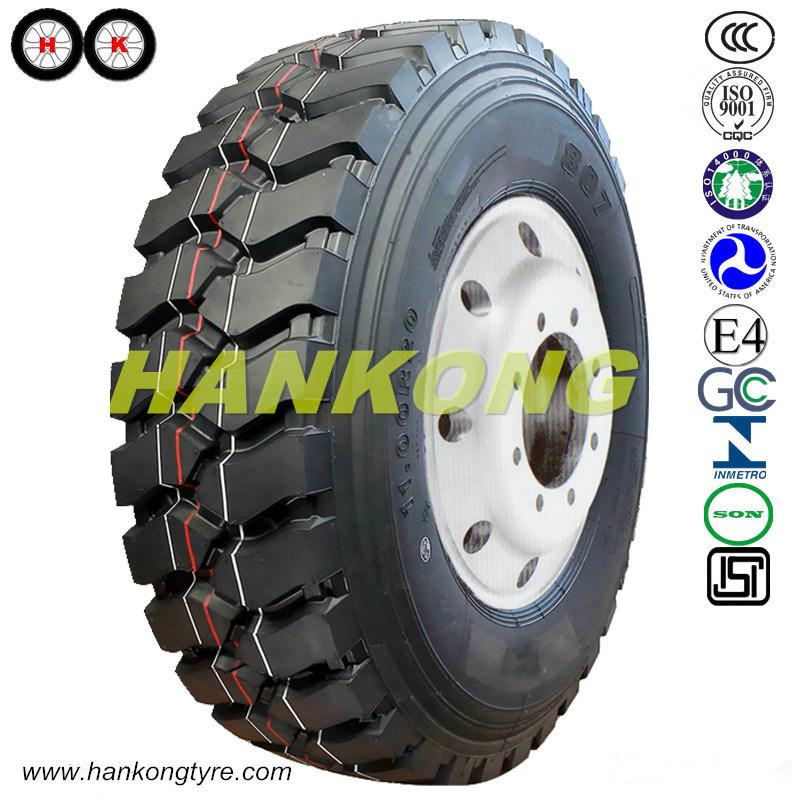 All Steel Tyre, Heavy Truck Tyre