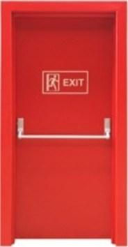 Wooden Fire Door with Bm Trada and UL Certificate 90mins, 120mins, Fire Rating Safety Door, Solid Wood Door, Fire Door