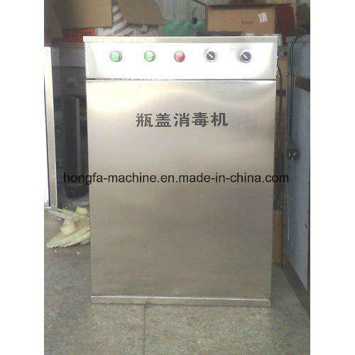 Cap Sterilizer for Water Filling Process