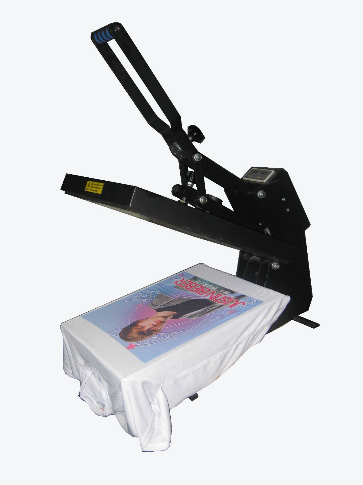 China heat press machine t shirt sublimation printing for Machine for printing on t shirts