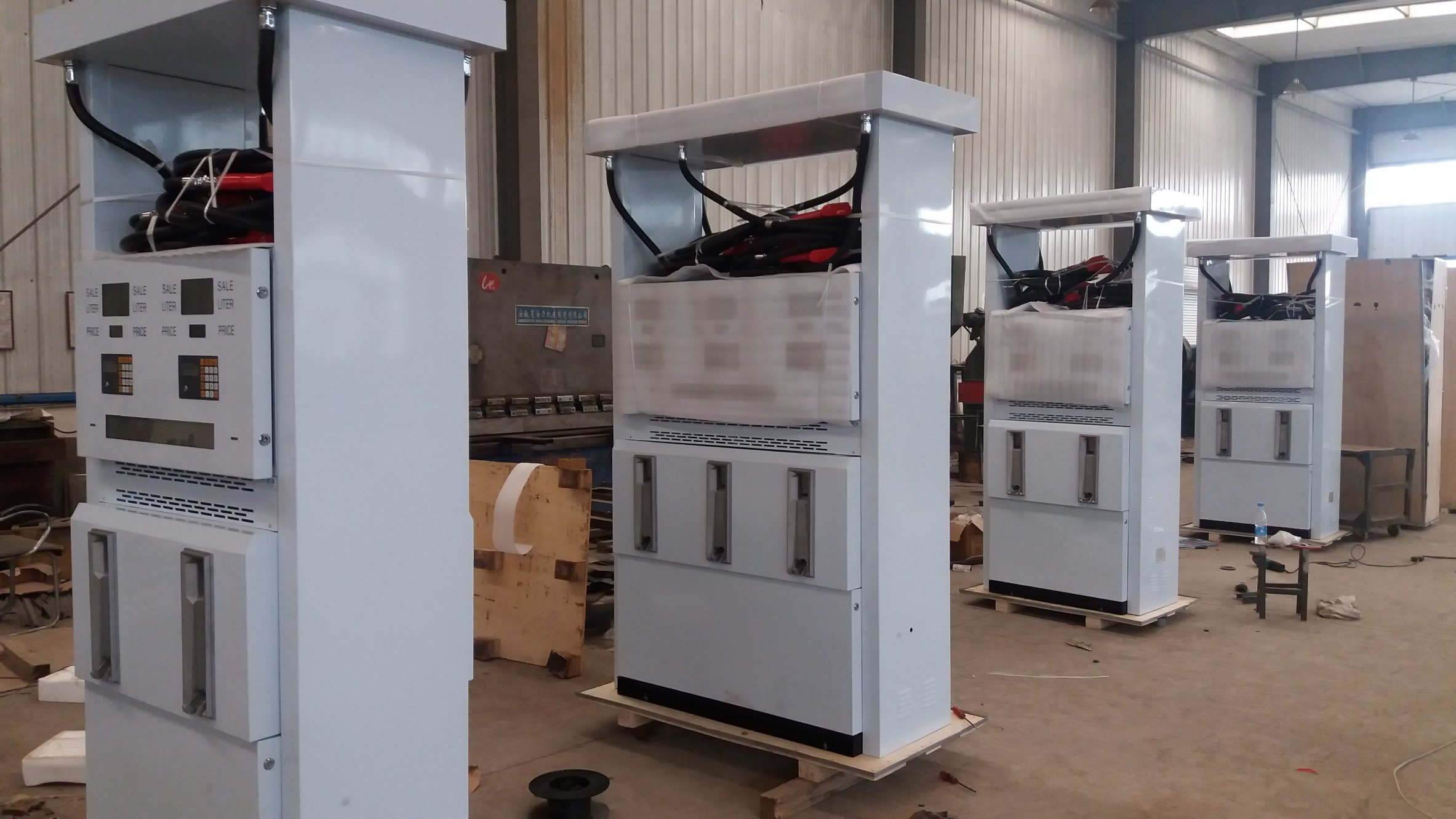 Fuel Dispenser Used for Oil Station for Sales