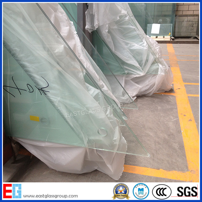 3mm-19mm Toughened Glass, Tempered Glass, Saftey Glass