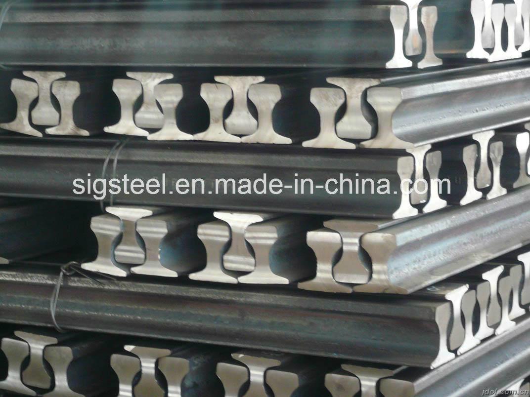 Uic60 Steel Rail Steel Light Rail /Heavy Rail