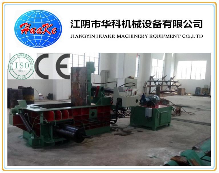 Hydrualic Aluminium Scrap Press Baler (Y81F-160QF)