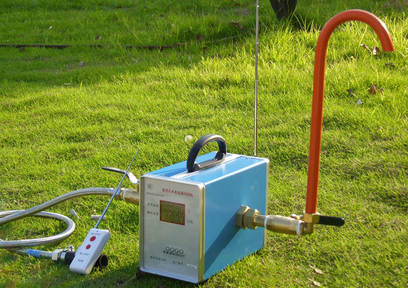 Water Meter Portable Tester