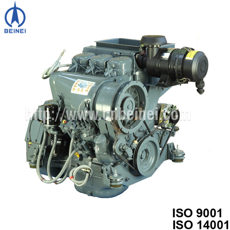 Agricultural Machinery Diesel Engine F3l912 Air Cooled 4 Stroke