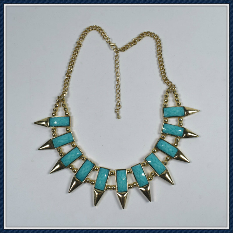 New Design Item Sharp Point Elegant Fashion Necklace Jewellery
