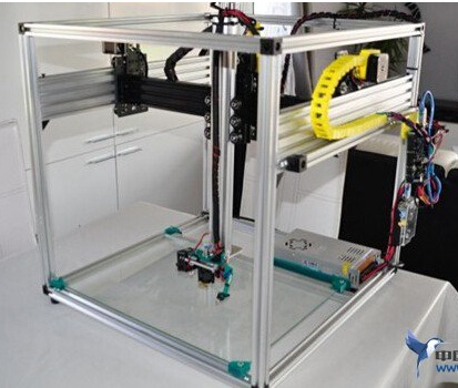 Aluminum Extrusion Profile Cabinet Frame for 3D Printer