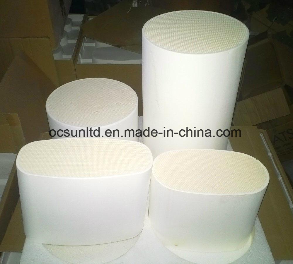 Cordierite Disiel Particulate Filter DPF