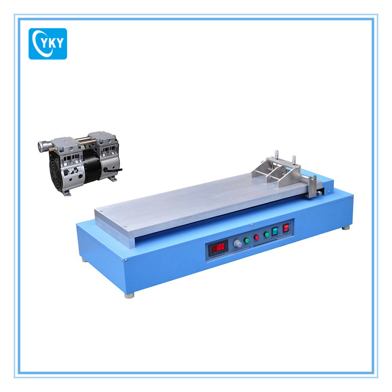"""Automatic Film Coater with 12""""W X 24""""L Glass Bed and 250mm Adjustable Doctor Blade"""