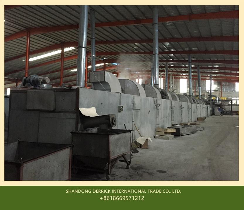 Urea Formaldehyde Moulding Compound A319 Green