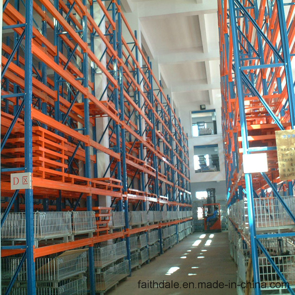 Selective Warehouse Storage Pallet Rack