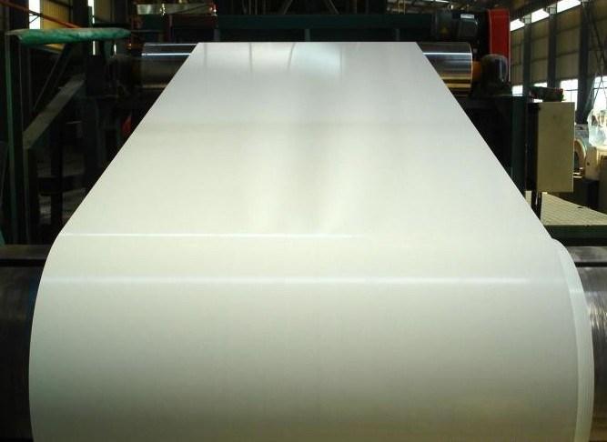 0.4mm*1250mm Ral 9016 PPGI