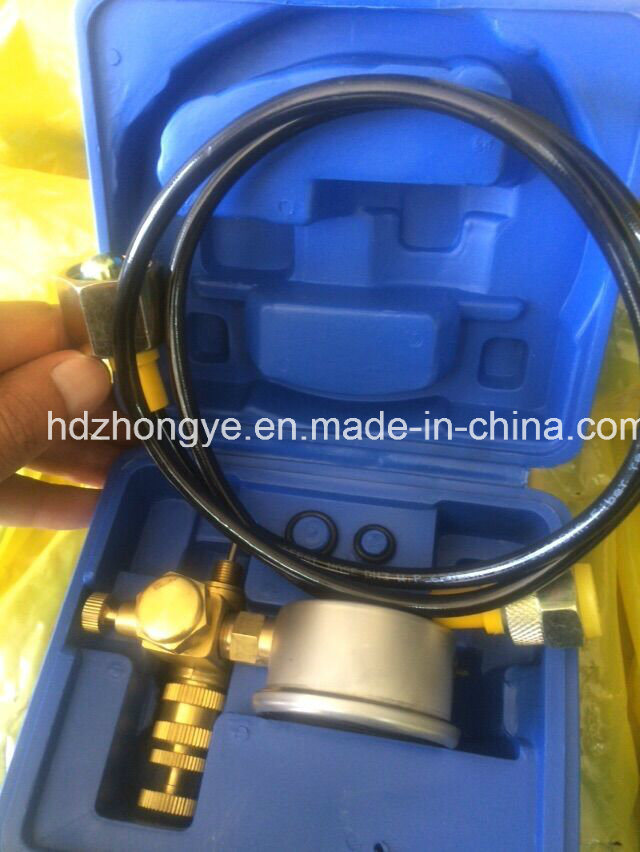 N2 Charging Kit with Bottle for Hydraulic Breaker