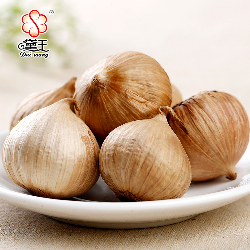 Chinese Hot Sale Weight Black Garlic 800g