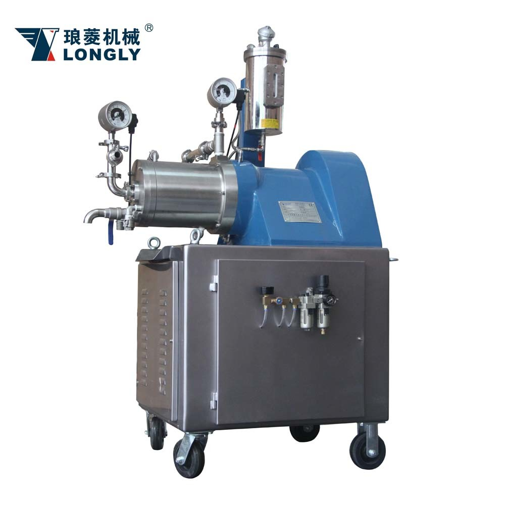NT-V6 Pin Type Horizontal Bead Mill