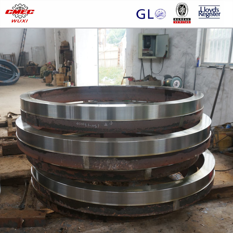 ASTM 20 Crmnmo, 42CrMo Alloy Steel Forging Ring