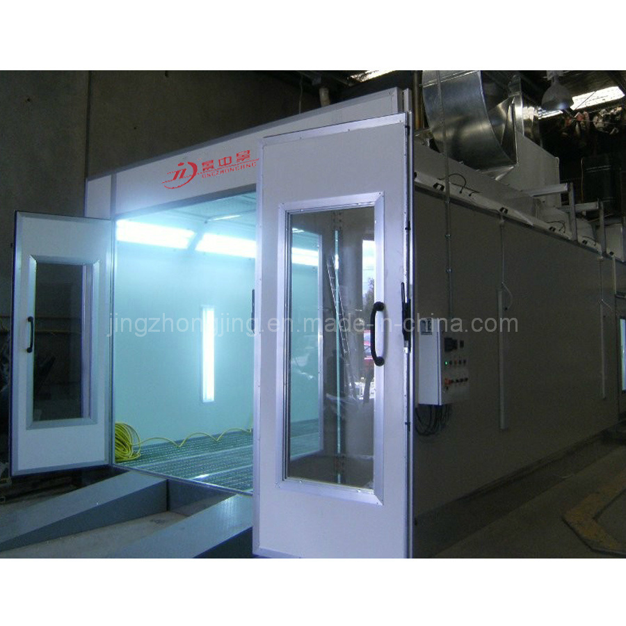 Car Spray Booth for Australia Market (Model: JZJ-8000-AU-A)