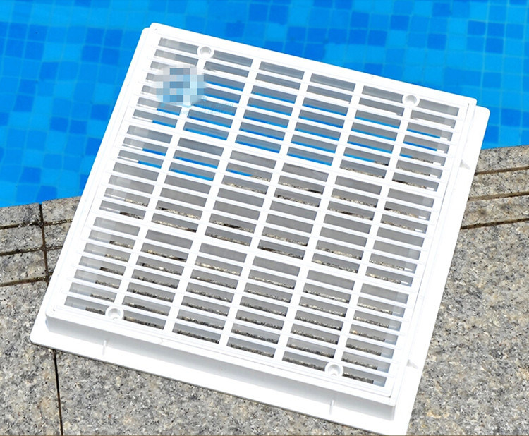 China swimming pool main drain cover square shape photos - Swimming pool main drain cover replacement ...