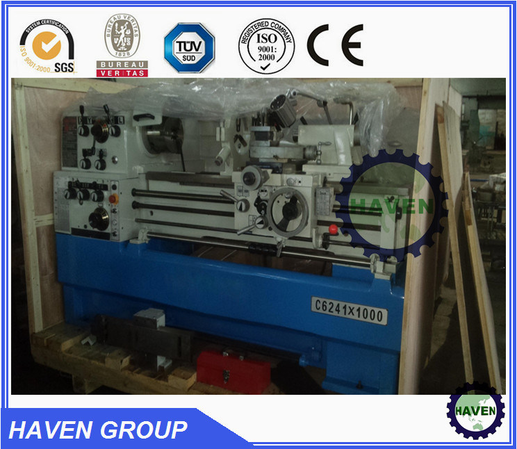 Horizontal mini lathe machine / turning lathe