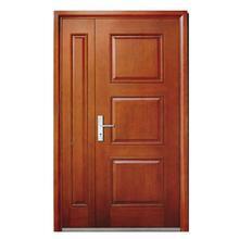 Britain/European Standard Bm Trada Wooden Door Fire Door Fire Rating 30/60/90/120minutes Safety Wood Door