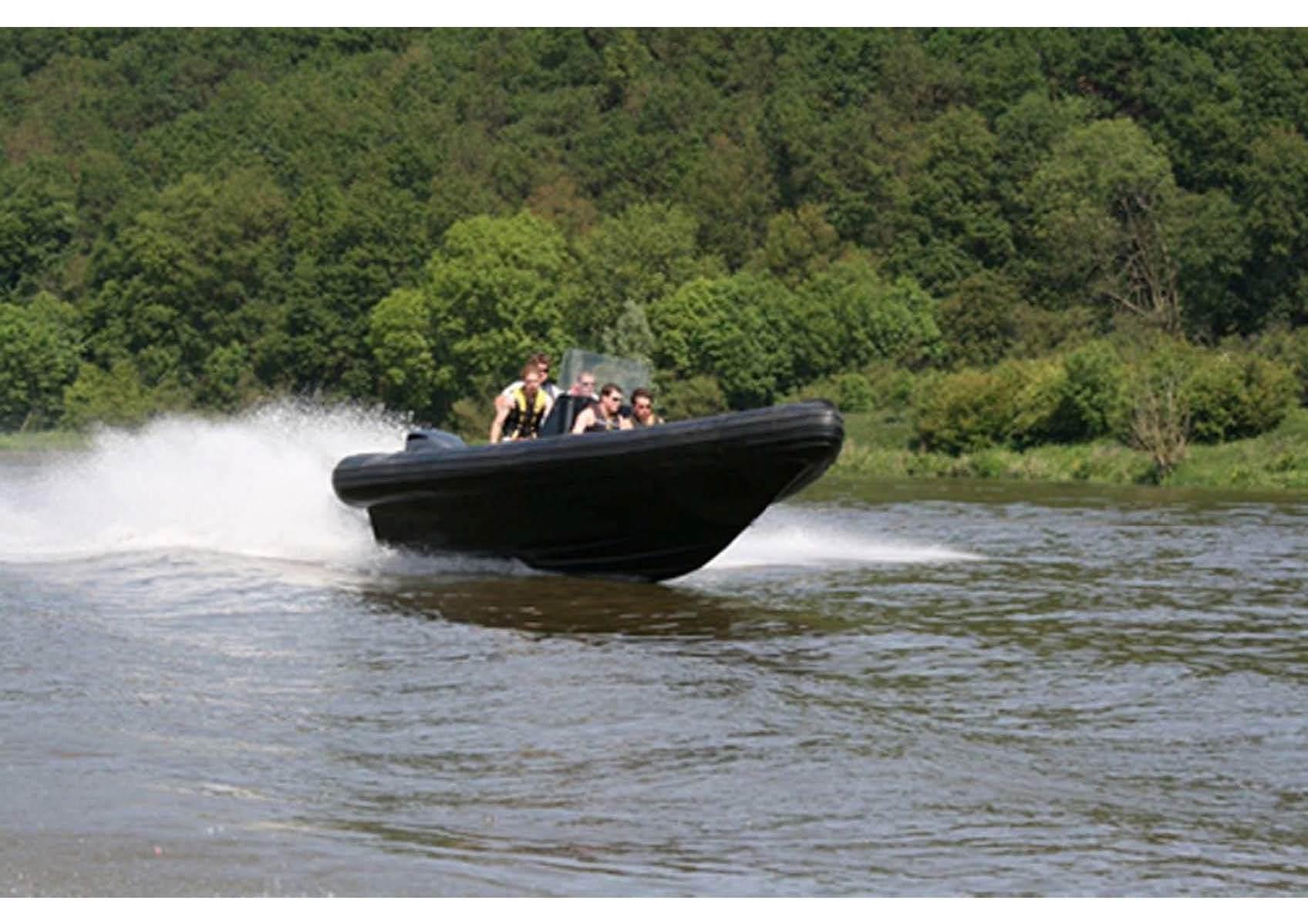 Aqualand 35feet 10.5m Military Rigid Inflatable Boat/Rib Patrol Boa (RIB1050)