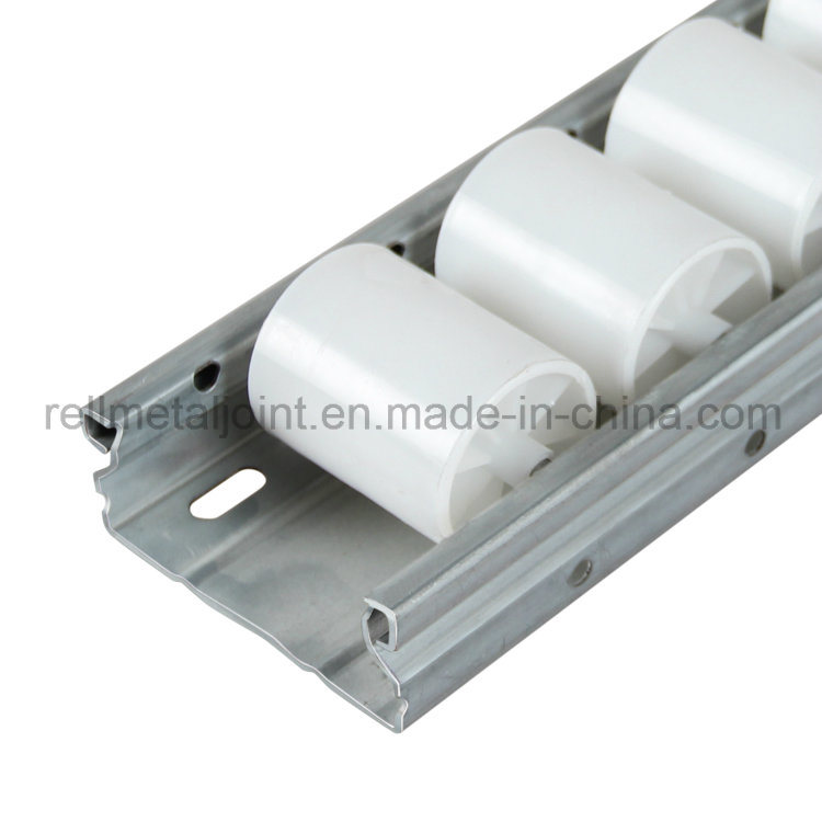 Galvanized Steel Frame Roller Track (R-8550)