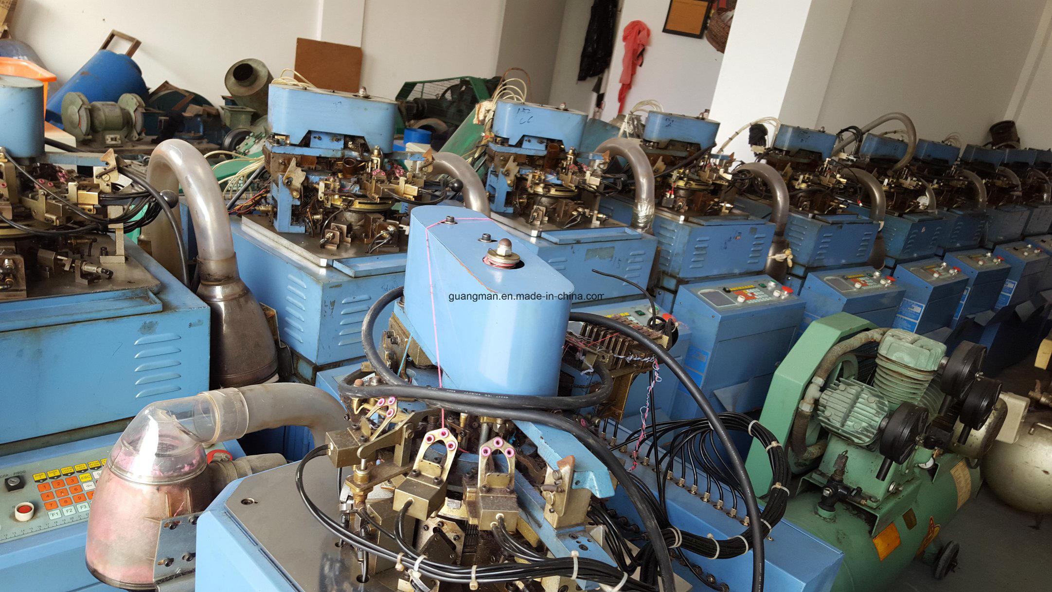 Hys3.75-180n Terry/Plain Socks Knitting Machine